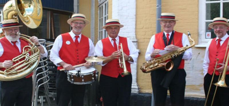 Ramsing Street Paraders