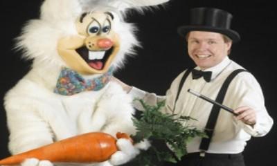 Den Store Tryllekunstner og hans kanin