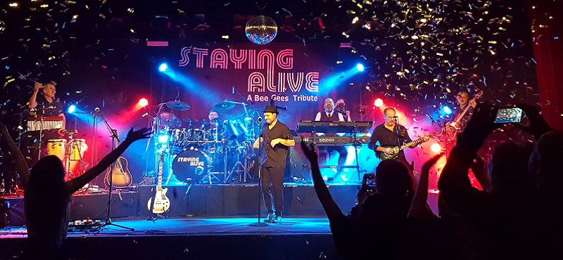 Staying Alive – A Bee Gees Tribute!